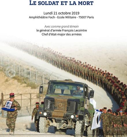 """Colloque Anopex """"Le Soldat et la Mort"""""""