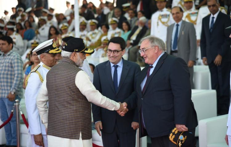 L'Inde une puissance mondiale en devenir