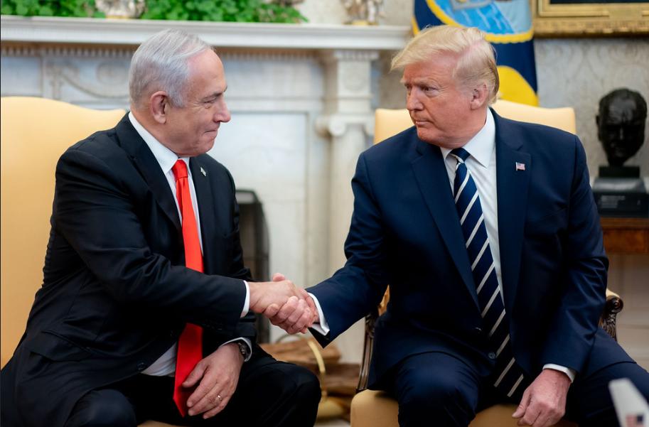 Les dangereux « coups de boutoir » de Donald Trump au Moyen-Orient