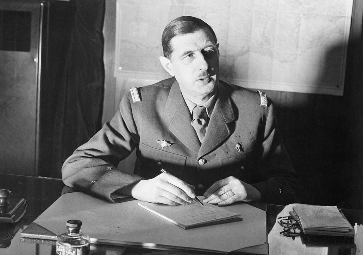 De Gaulle et le Covid-19