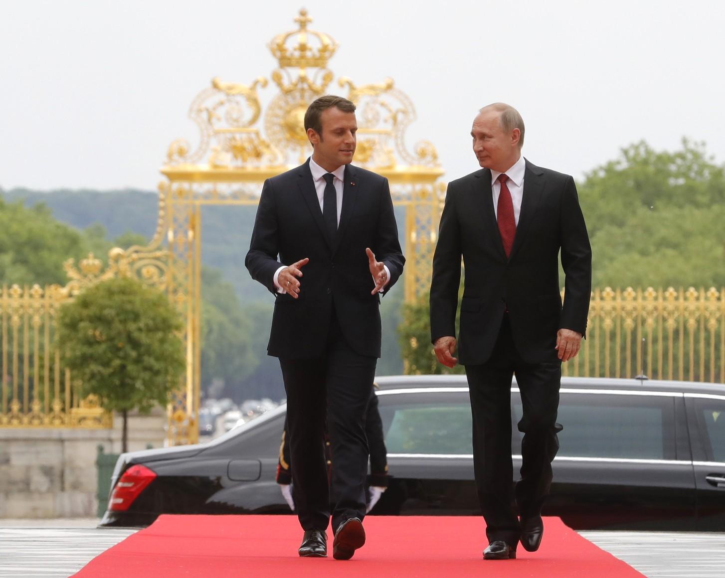 Une fenêtre d'opportunité avec la Russie