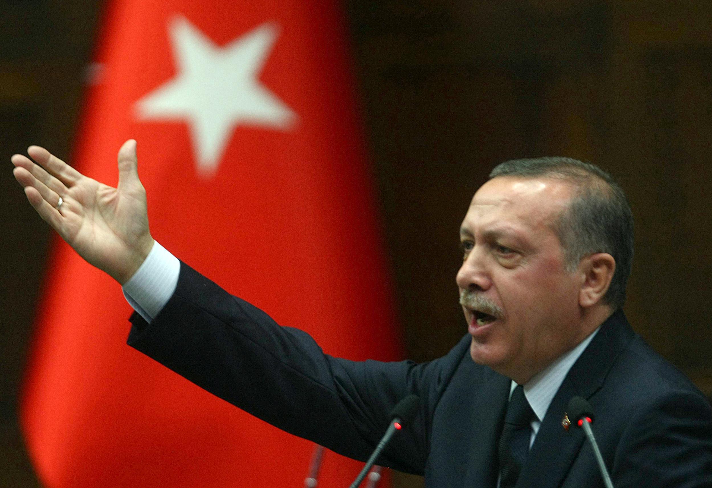 L'inquiétante percée turque en Libye