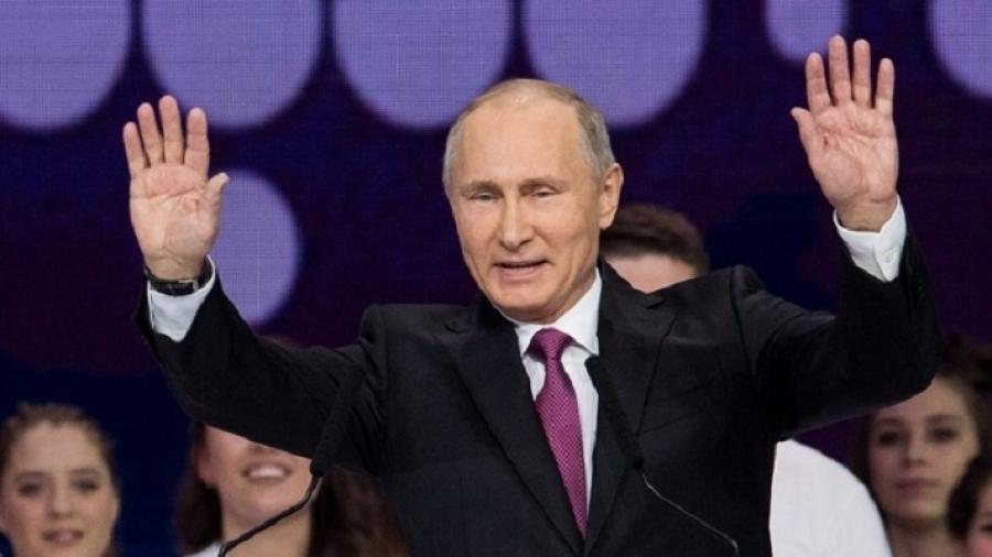 Vladimir Poutine jusqu'en 2036 ?