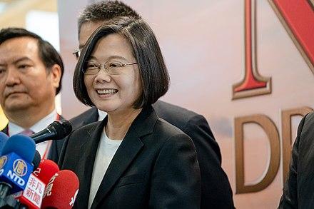 Elections présidentielles taïwanaises: relations Pékin-Taipei