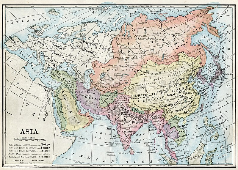 TASK FORCE : Bascule asiatique : les nouveaux équilibres du monde