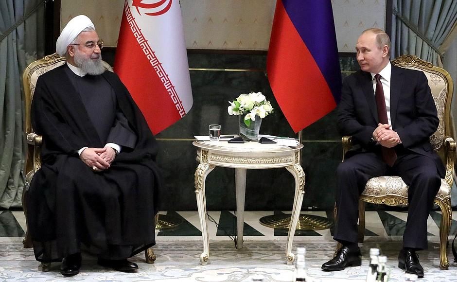 Haut-Karabakh : La Russie et l'Iran, seuls maîtres du jeu pour résoudre le conflit dans un processus de type Astana.