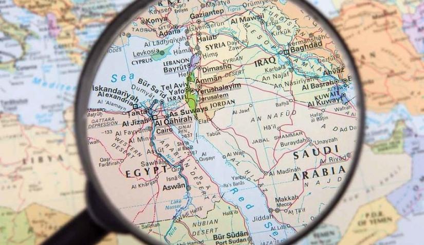 TASK FORCE : Guerre et paix aux Proche et Moyen-Orient