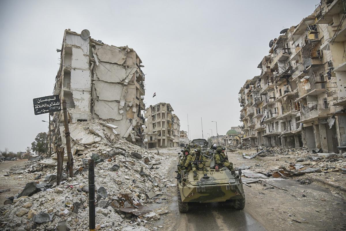 Syrie : 10 ans pour rien