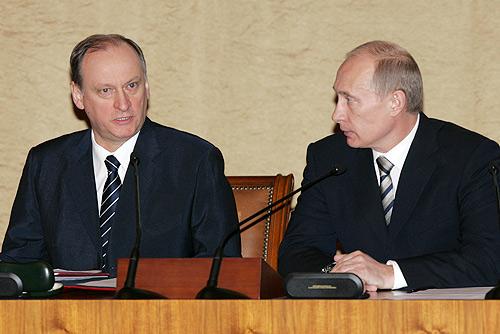 Interview de Nikolay Patrushev, Secrétaire du Conseil de Sécurité de la Fédération de Russie