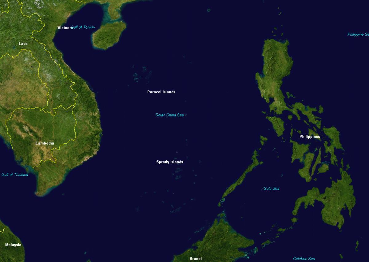 Les fondements juridiques des faits accomplis chinois en mer de Chine méridionale