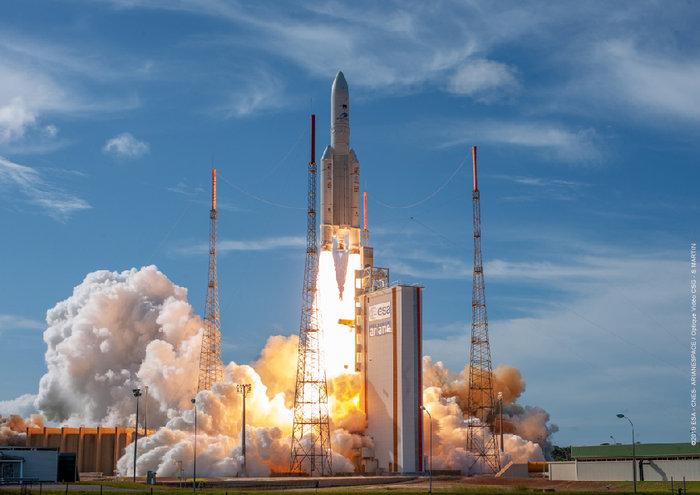 Le New Space : un univers spatial en pleine transformation accélérée