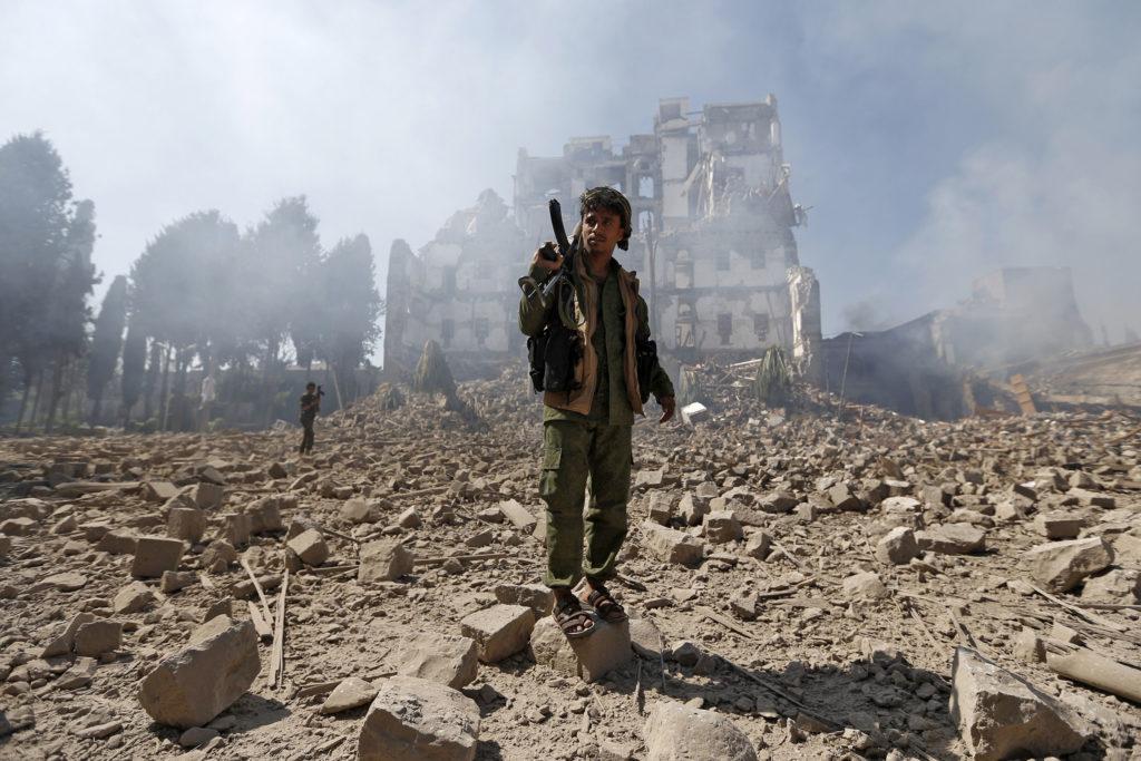 La guerre oubliée du Yémen : enjeu d'une  redistribution des cartes au Moyen Orient ?