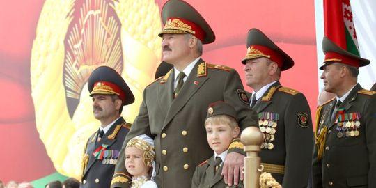 Bélarus: marches de l'Europe ou glacis soviétique?