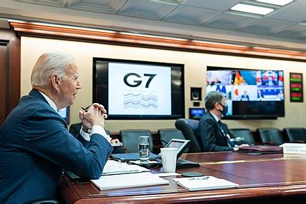 Biden, chef d'une coalition des démocraties ?
