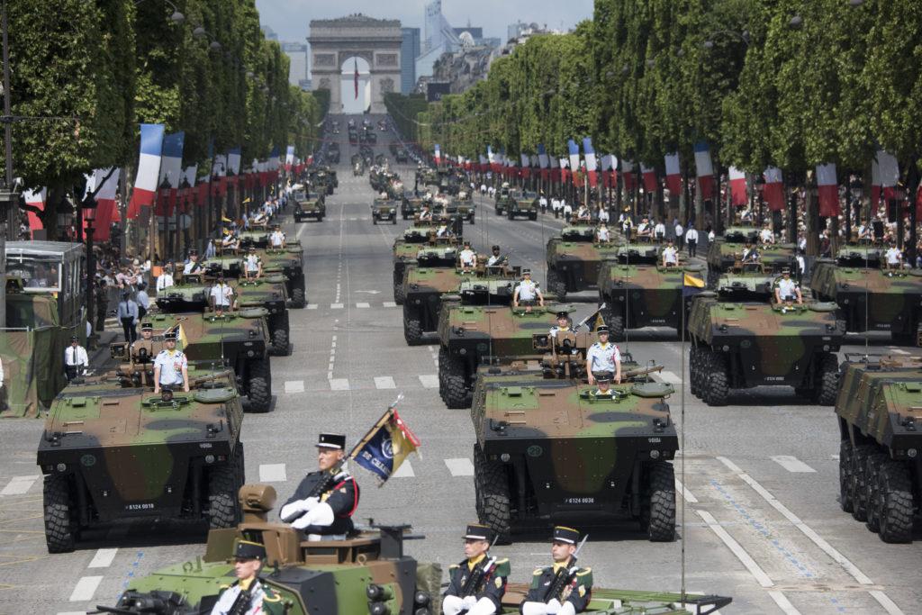 L'Europe tente d'abaisser notre souveraineté militaire
