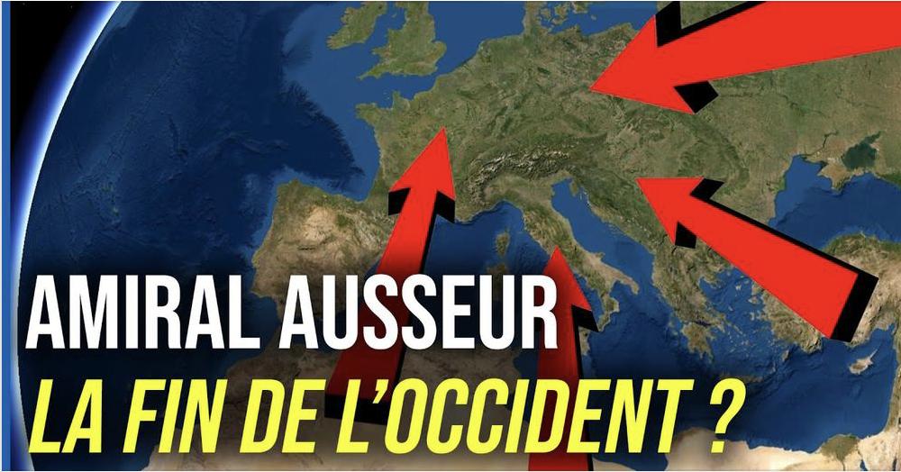Parole d'expert : la désoccidentalisation du monde ? avec l'Amiral Pascal Ausseur, directeur général de l'institut FMES